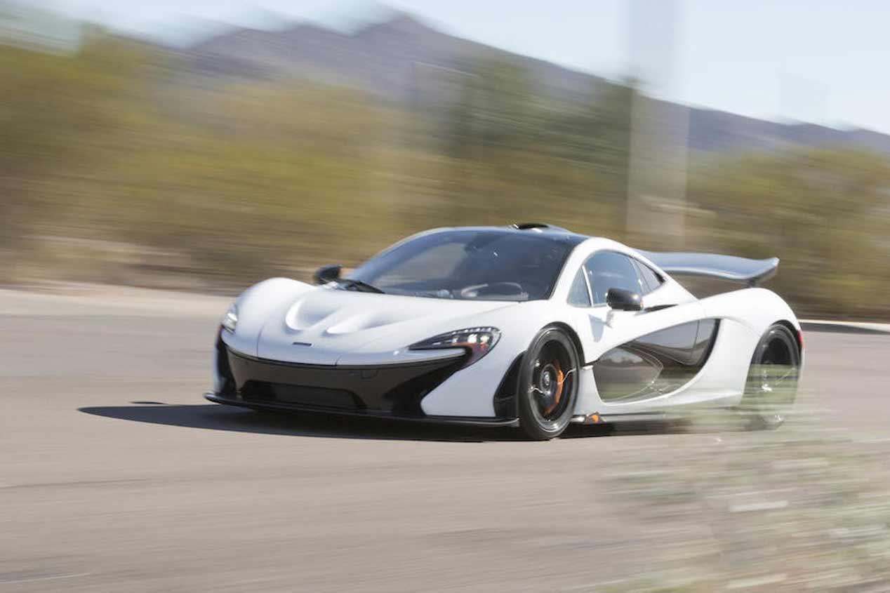 Vendido el último McLaren P1 en Estados Unidos