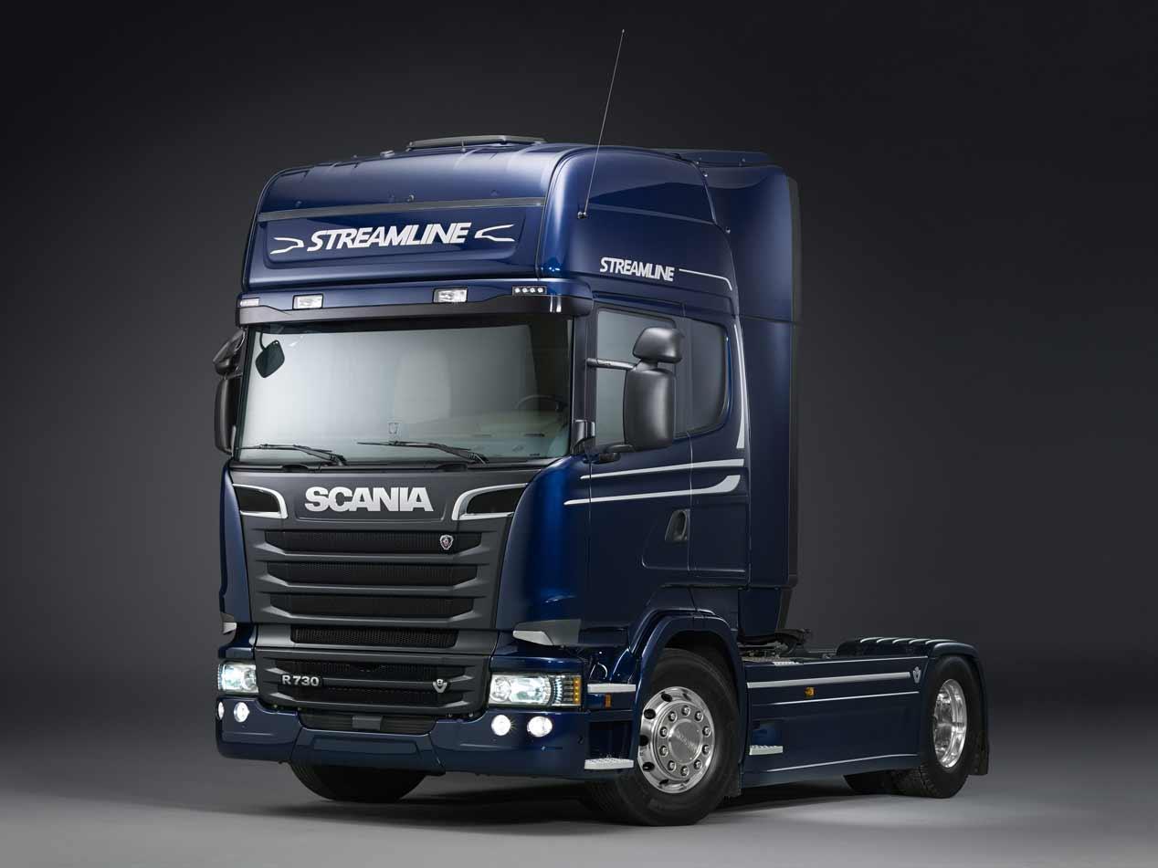 Scania cumple 125 años