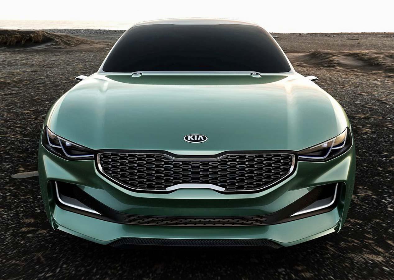 Kia Novo, un concept car que apunta a Audi, BMW y Mercedes