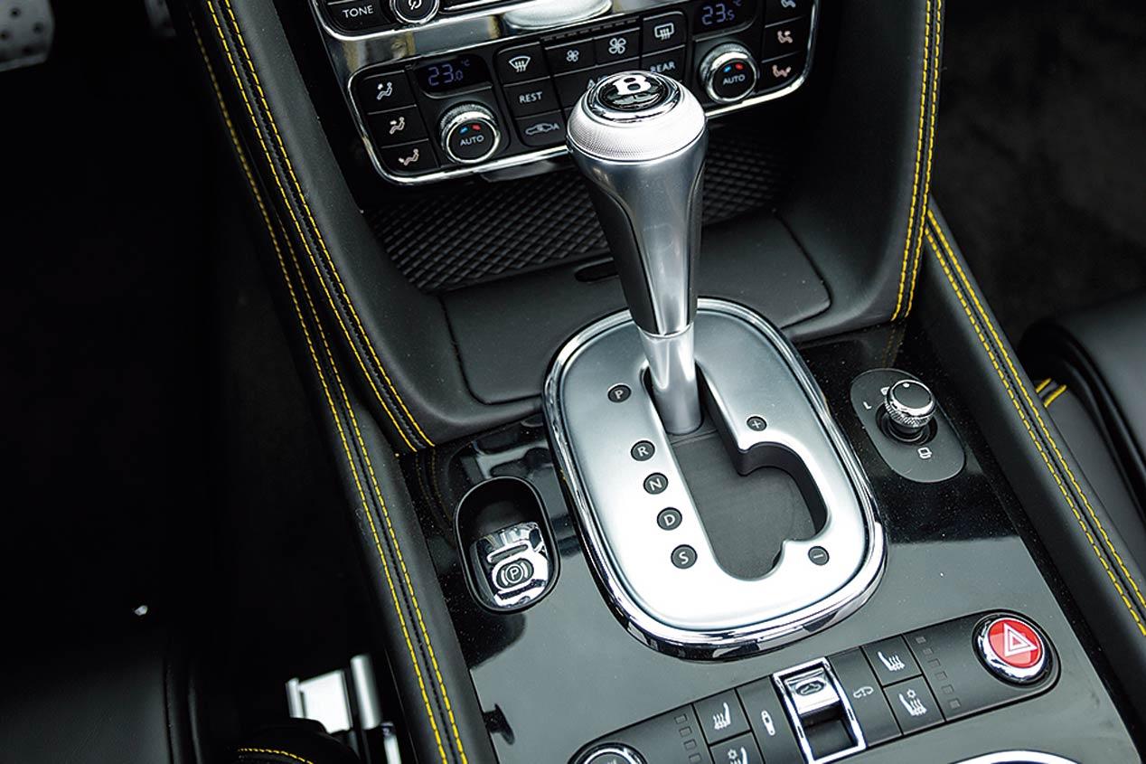 Bentley Continental GTC Speed, a prueba