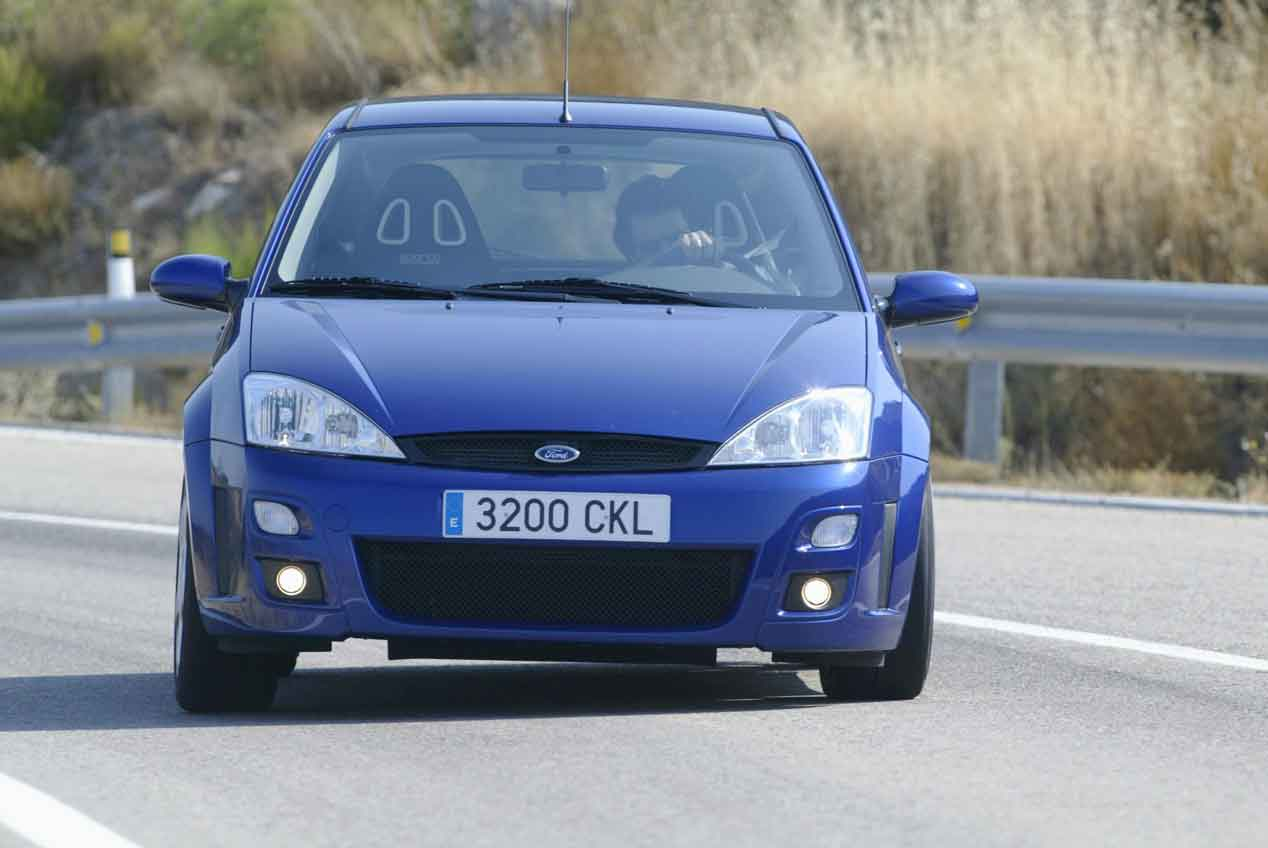 Ford Focus RS 2002, primera generación