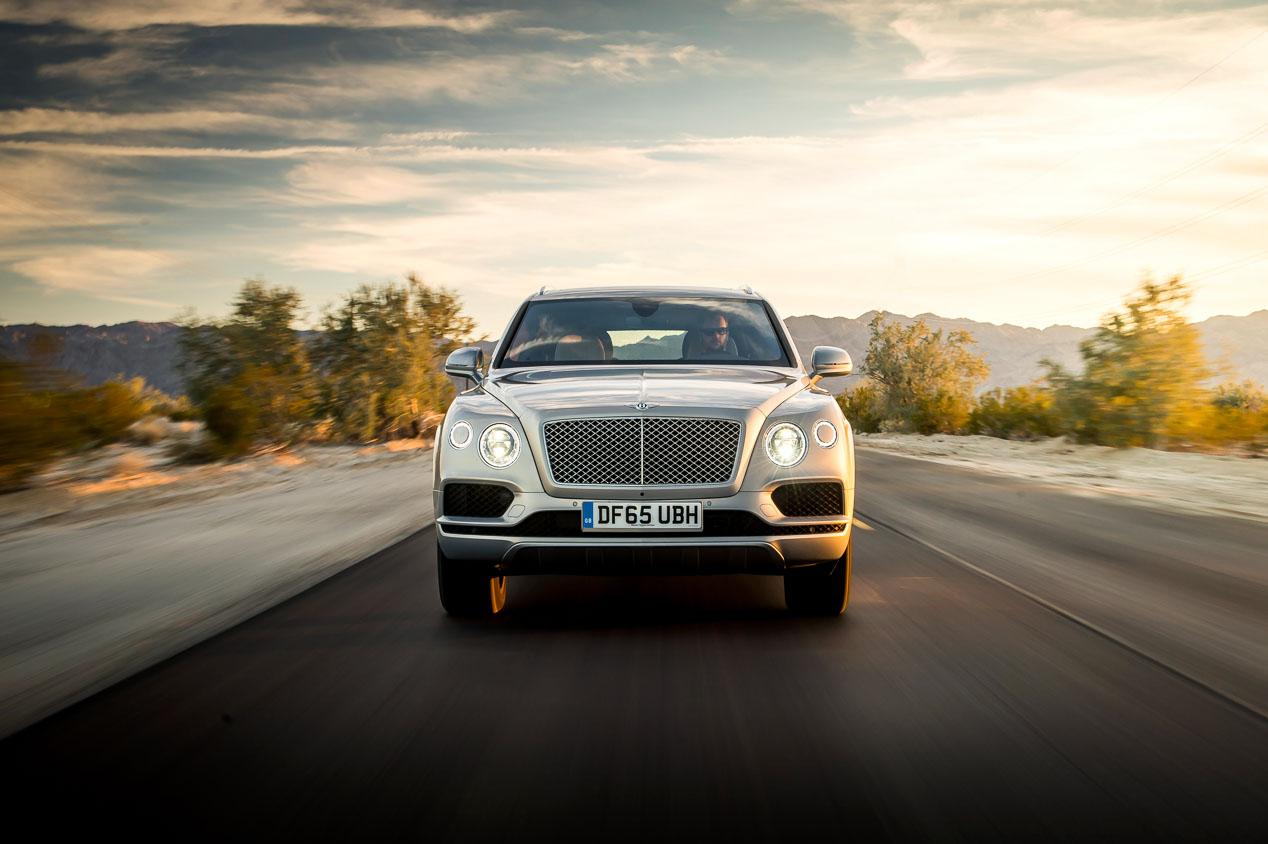 Bentley Bentayga, el lujo hecho SUV