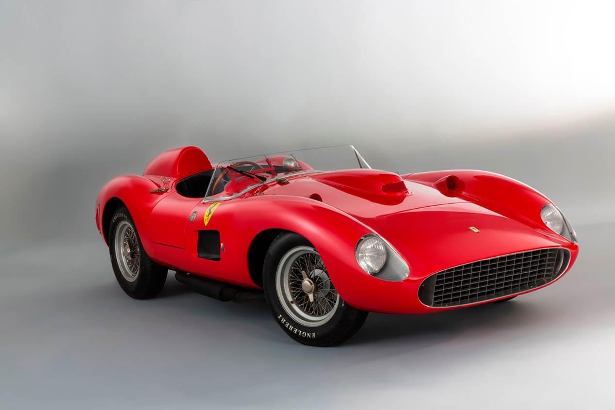 Más de 32 millones de euros por un Ferrari de 1957
