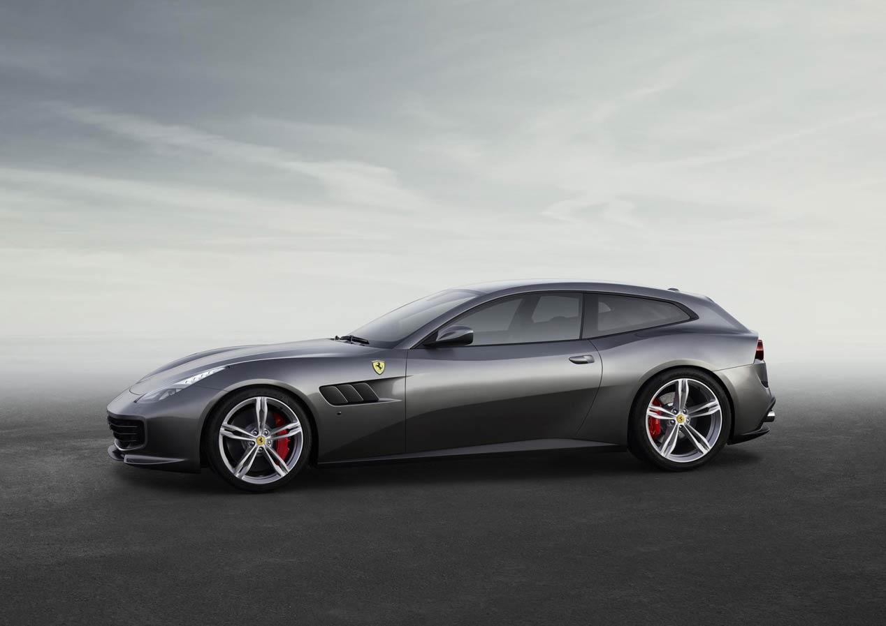Ferrari GTC4 Lusso, nueva joya deportiva en Ginebra 2016