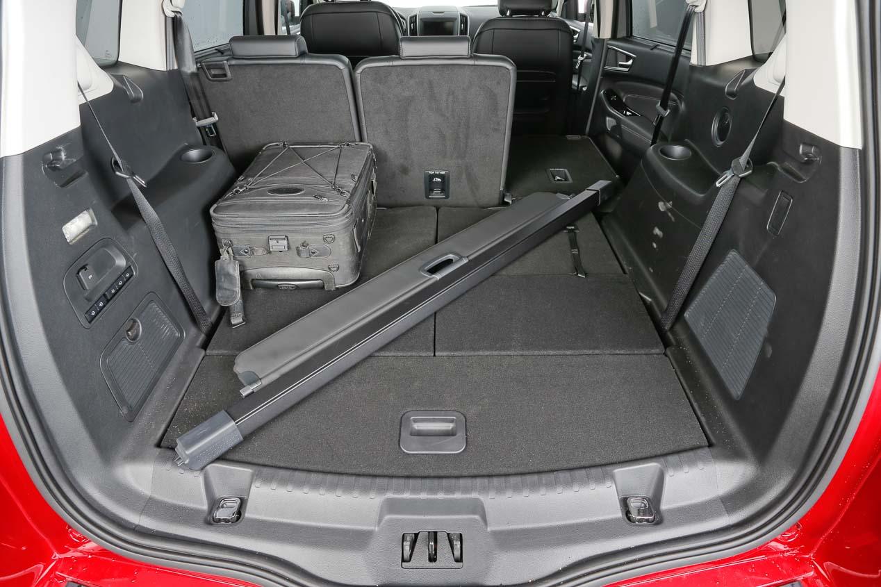 Ford S MAX, Renault Espace y Seat Alhambra: monovolúmenes de 7 asientos