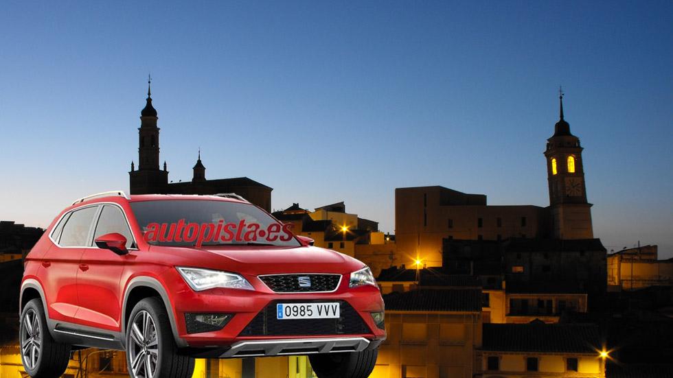 Ateca, el pueblo que nombra al Seat SUV