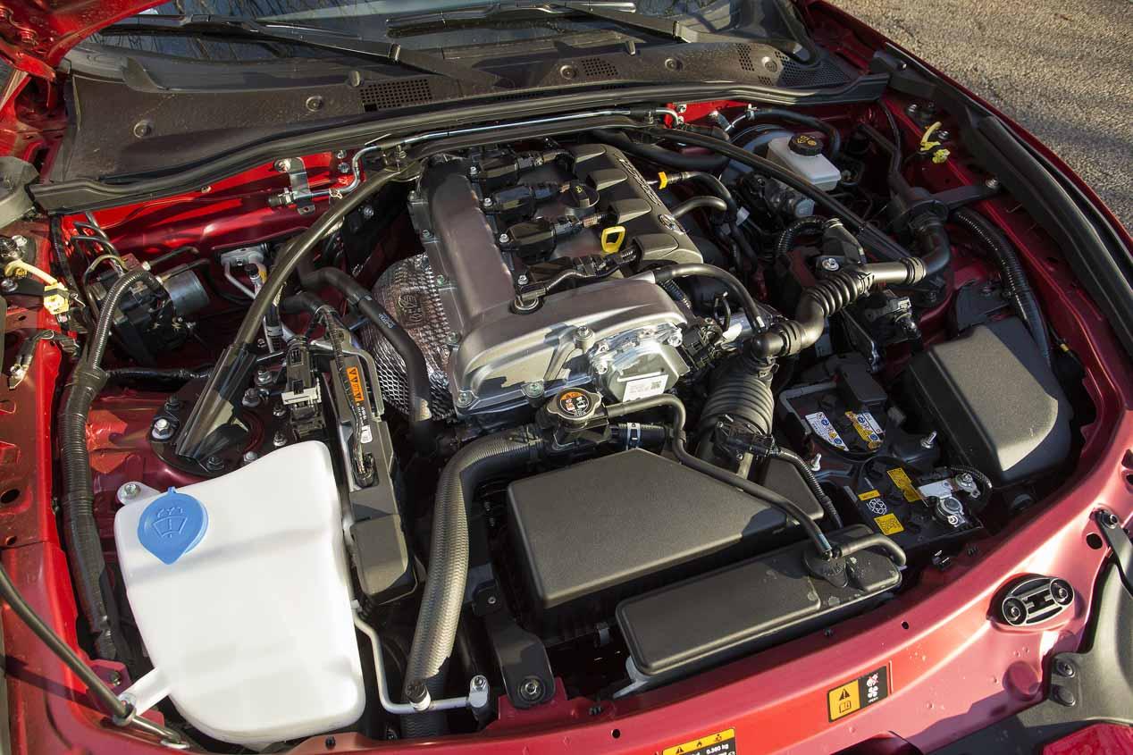 Mazda MX-5 2.0 Skyactiv-G 160 Luxury, la mejor versión de la gama