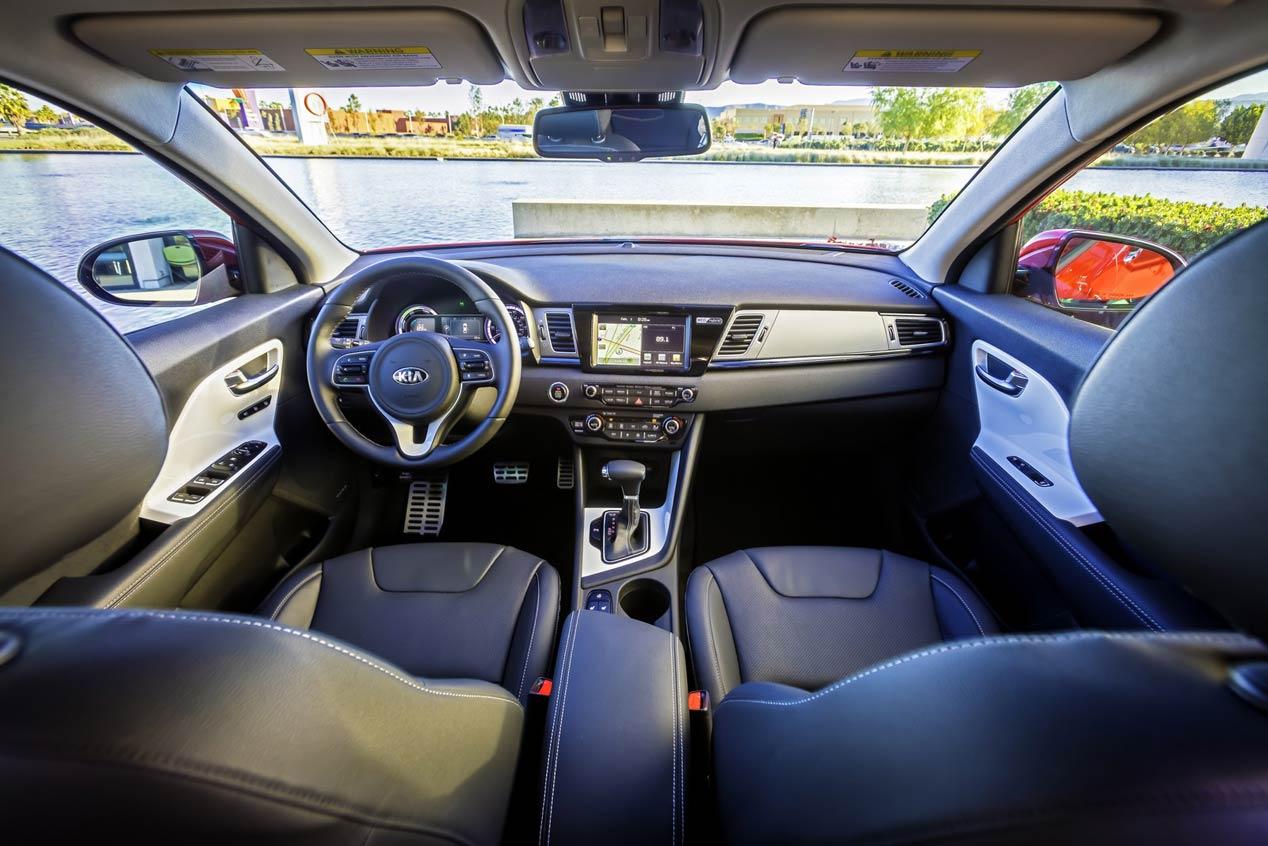 Kia Niro Hybrid, el SUV híbrido pionero