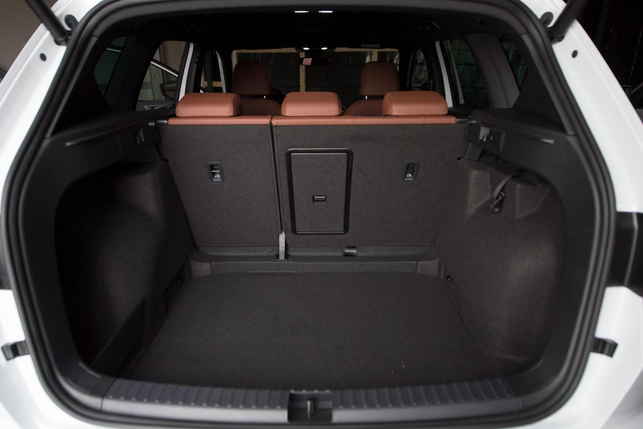 Seat ateca primeras mediciones e impresiones del nuevo - Dimensiones seat ...