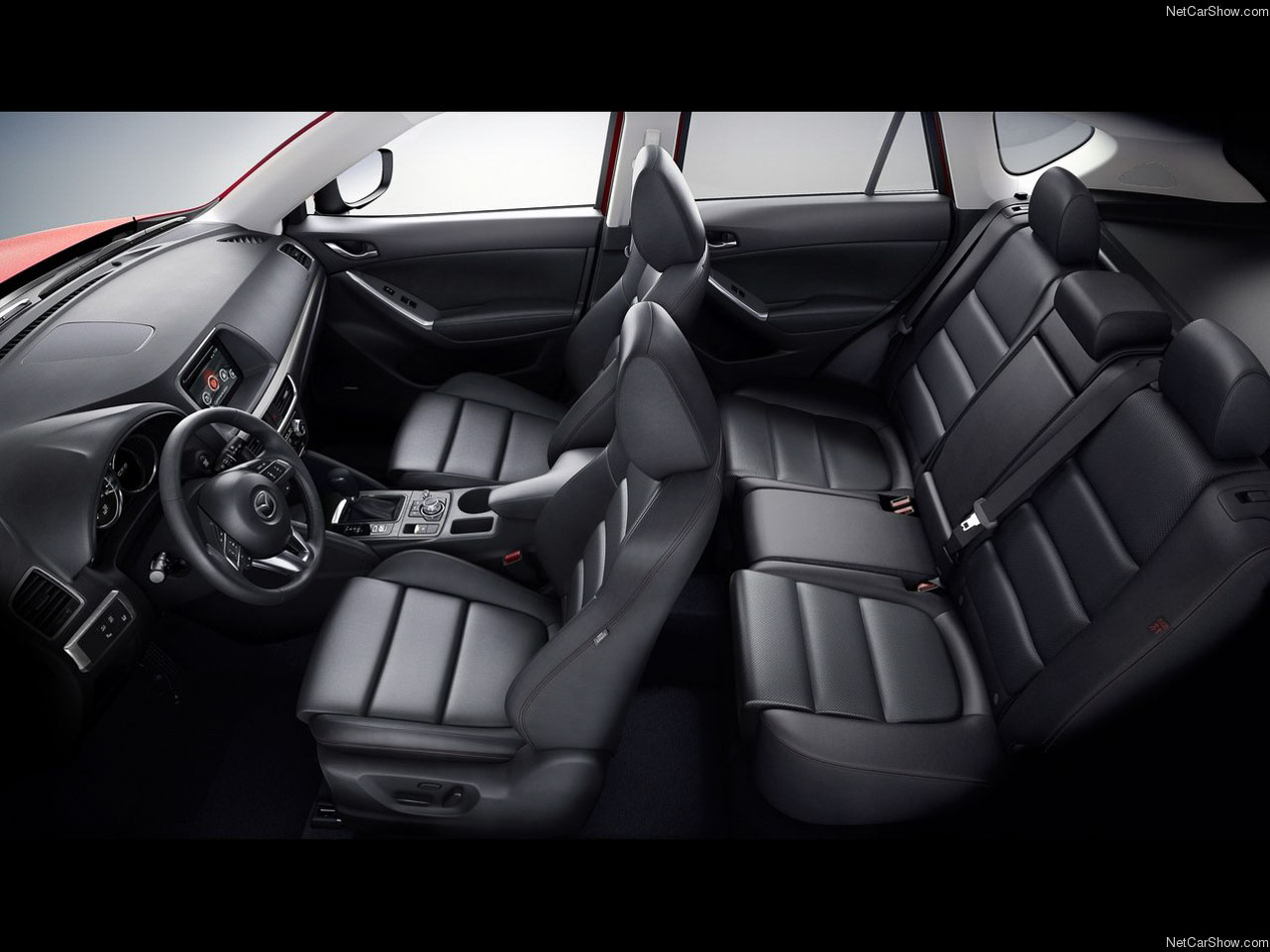 Mazda CX-5 2.2 Skyactive-D AWD automático: el más completo