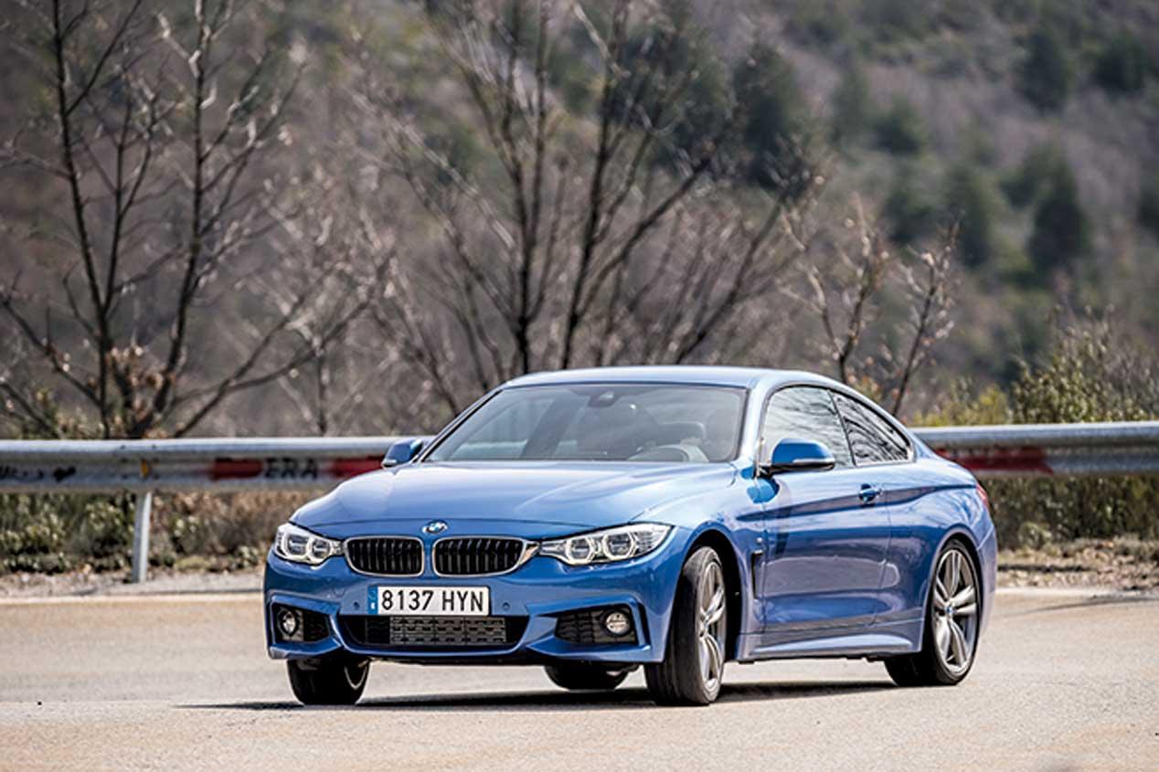 BMW 435i y BMW 435i M Performance