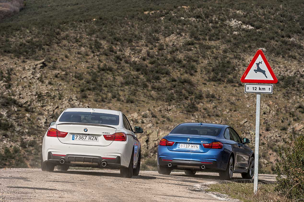 BMW 435i y 435i M Performance
