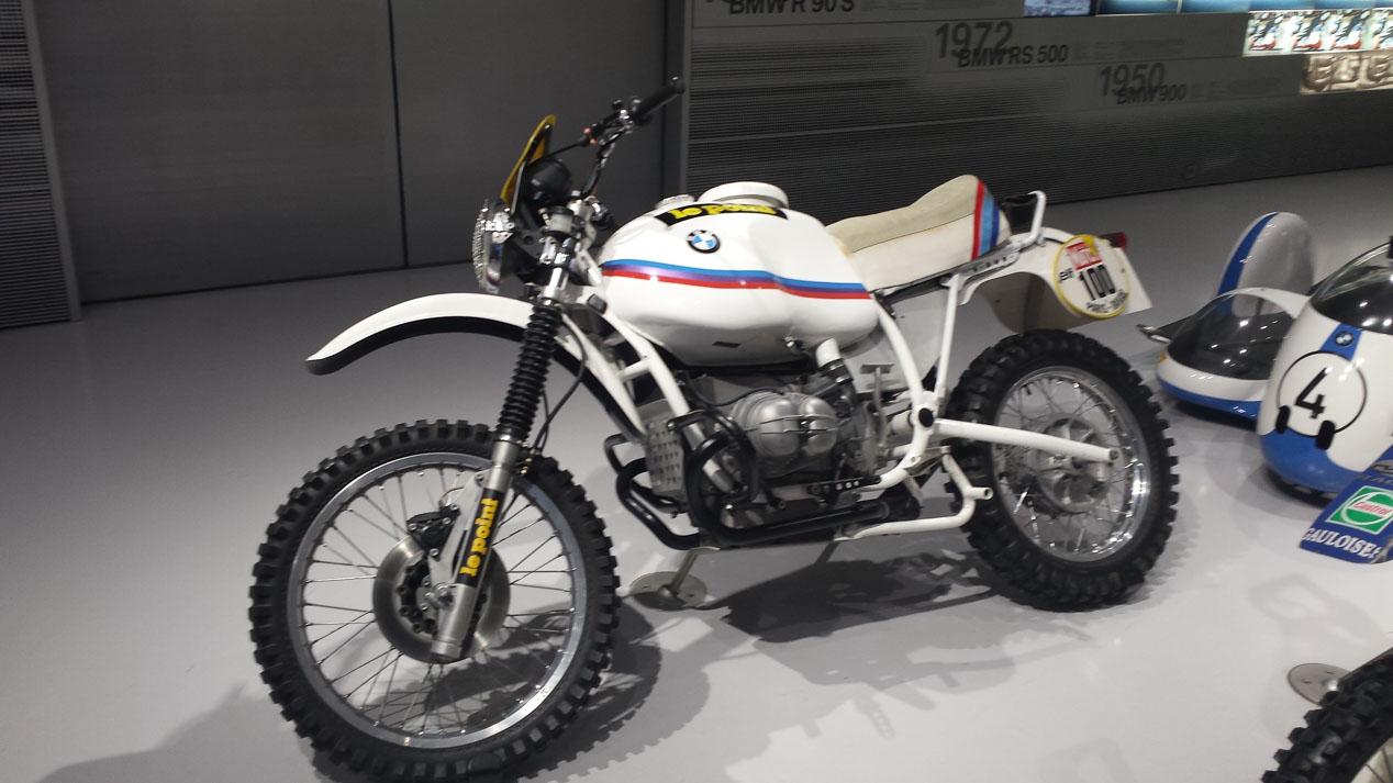 De visita en el museo de BMW: 100 años de historia