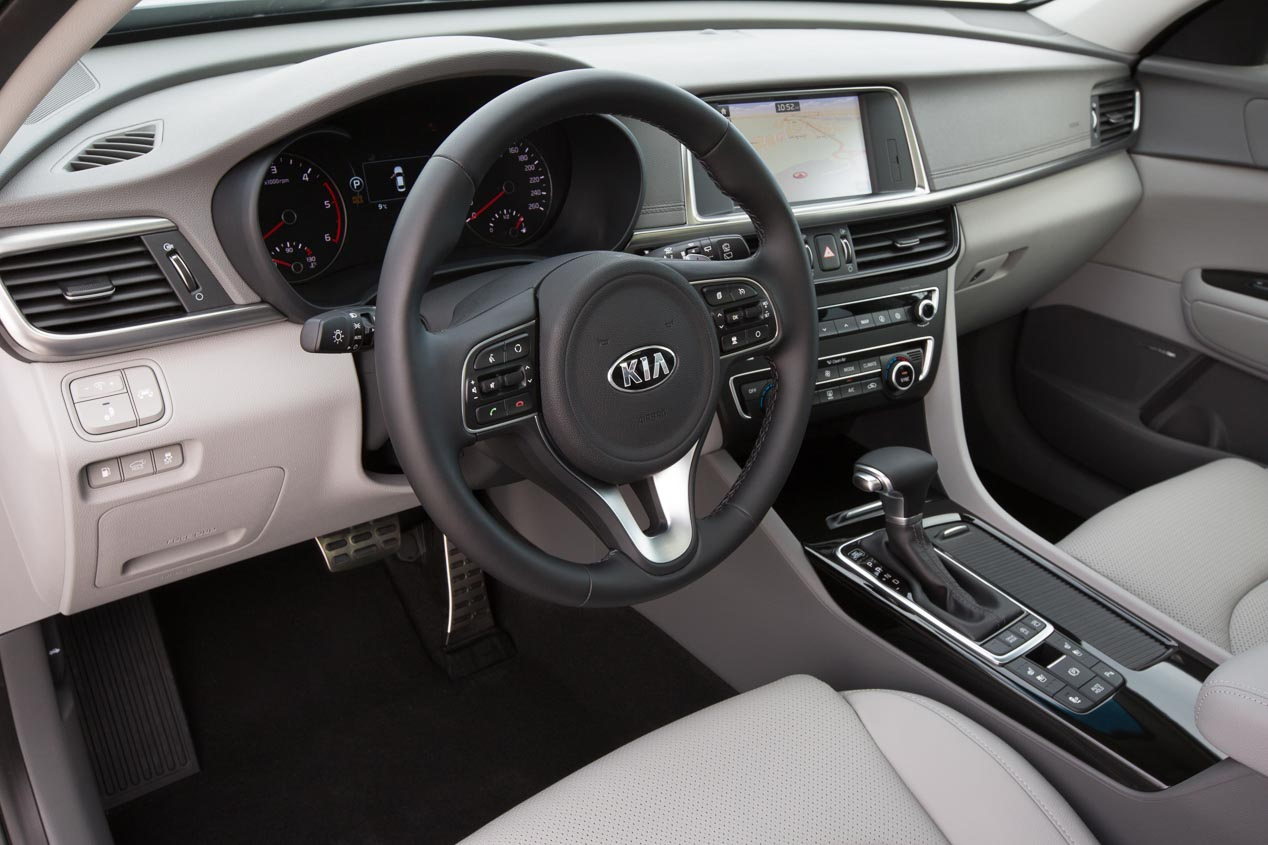 Kia Optima Sportswagon, un familiar original