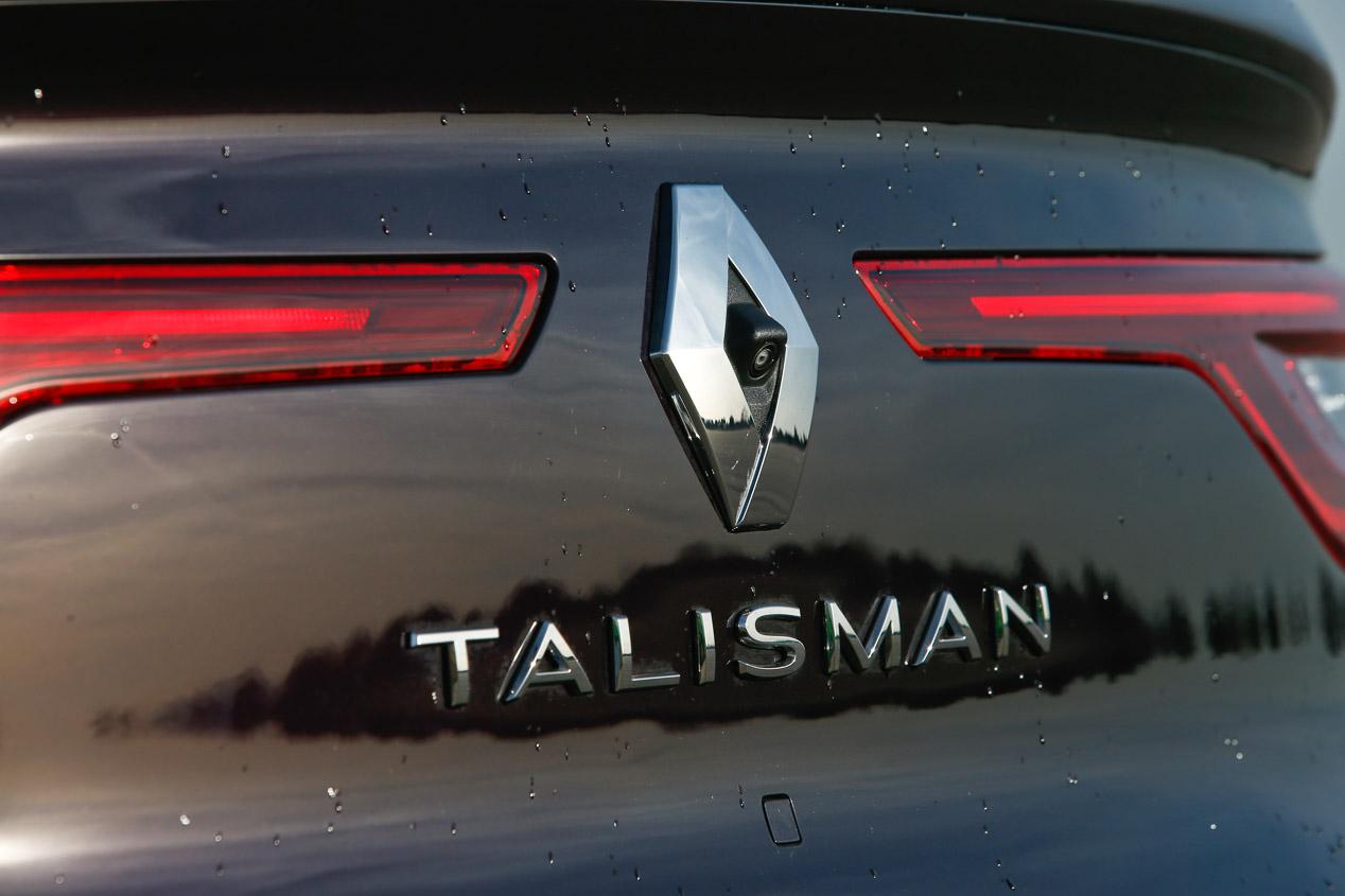 Renault Talisman 1.6 dCi Twin Turbo EDC, una gran berlina