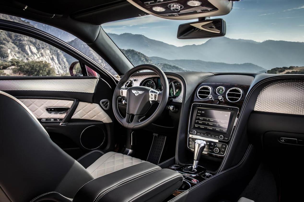 Bentley Flying Spur V8 S, 528 CV para volar