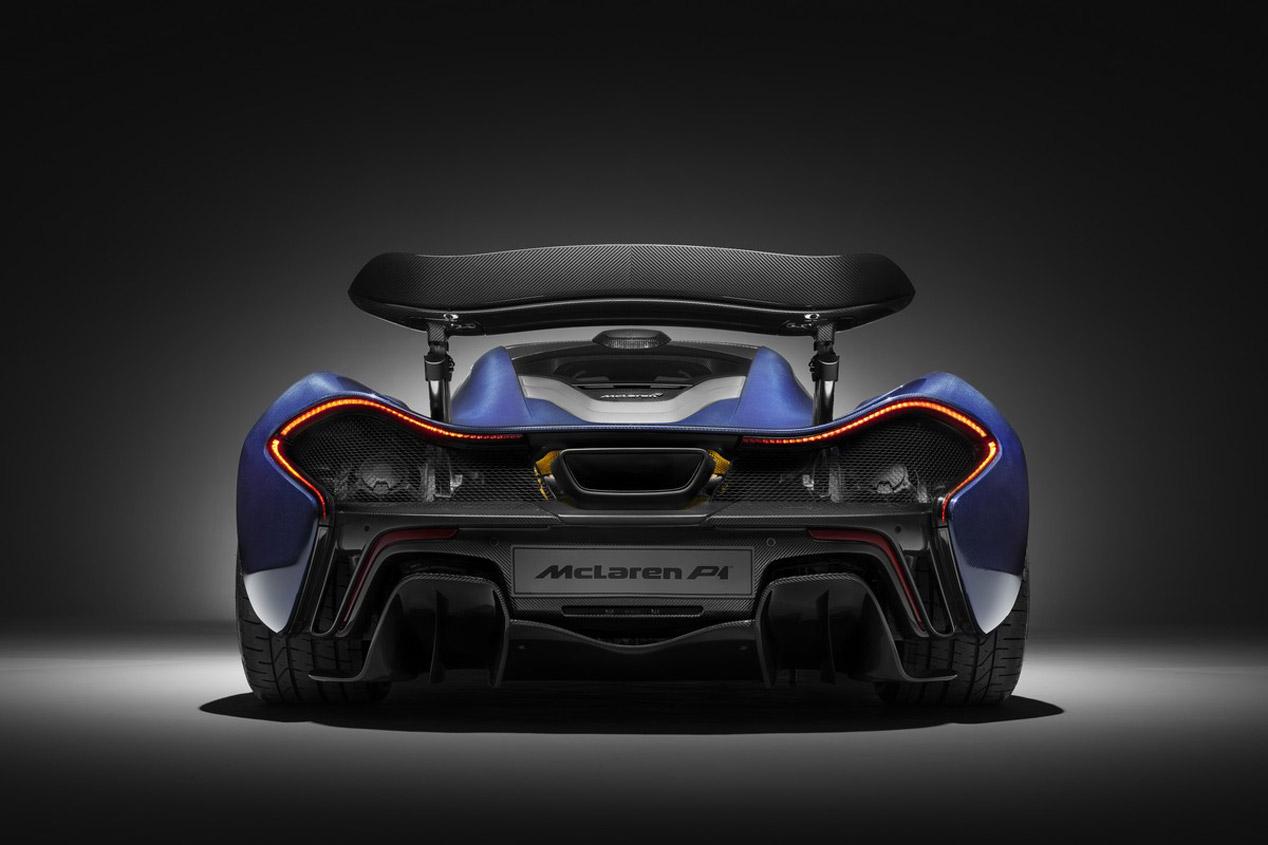 McLaren P1 y 675LT Spider por MSO, para el Salón de Ginebra