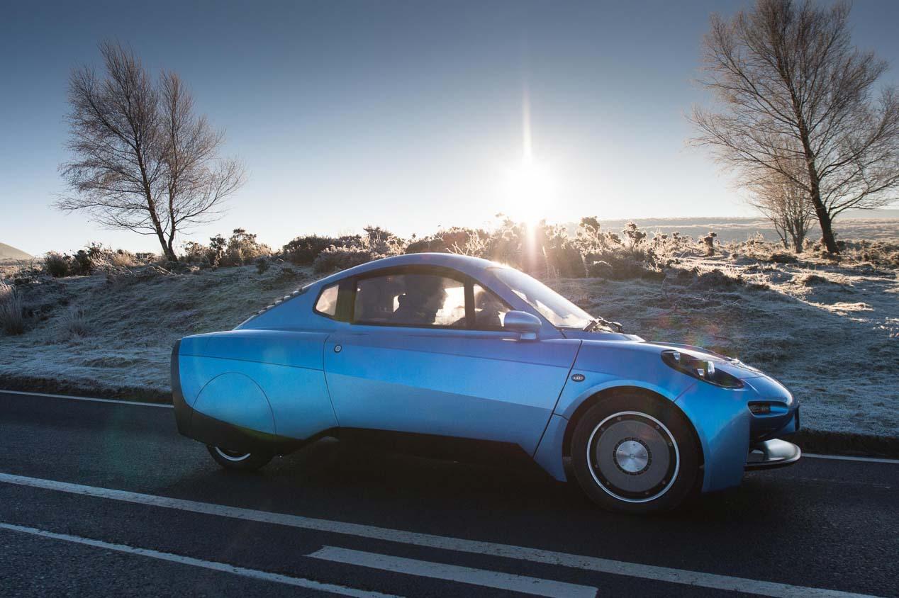Riversimple Rasa, se acerca el primer coche de hidrógeno asequible