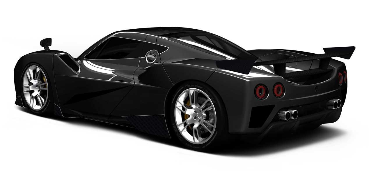 Arash F10, el deportivo de más de 2.000 CV