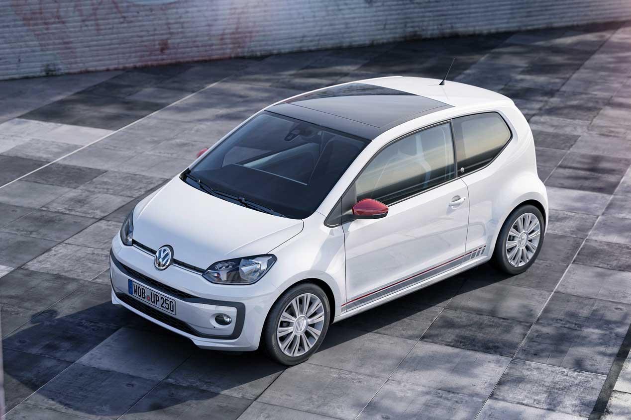 Volkswagen Up! 2016, primeras fotos