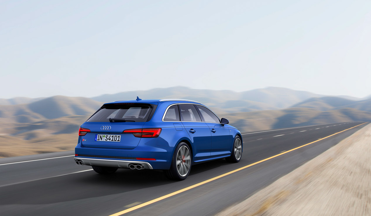 Audi S4 2016, berlina deportiva renovada