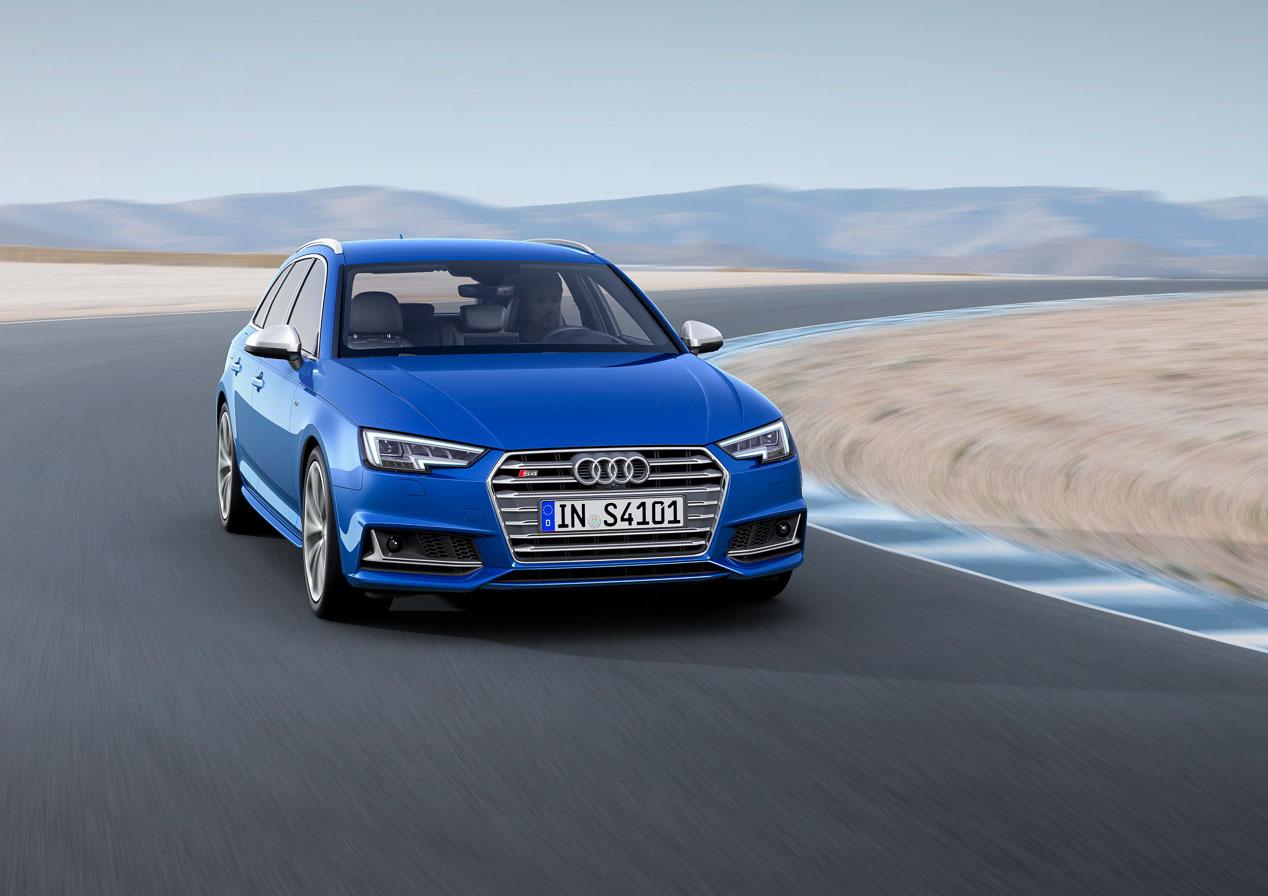 Audi S4 2016, imágenes de su renovación