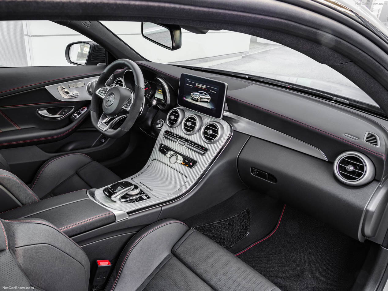 Mercedes-Benz C43 AMG Coupé 4Matic