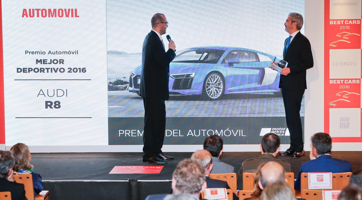 La gala Best Cars 2016, en imágenes
