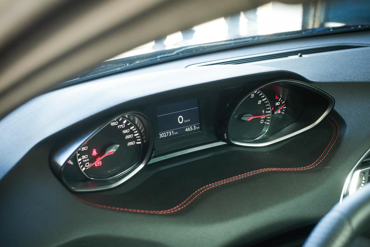 Peugeot 308 GTi, deportivo en su justa medida