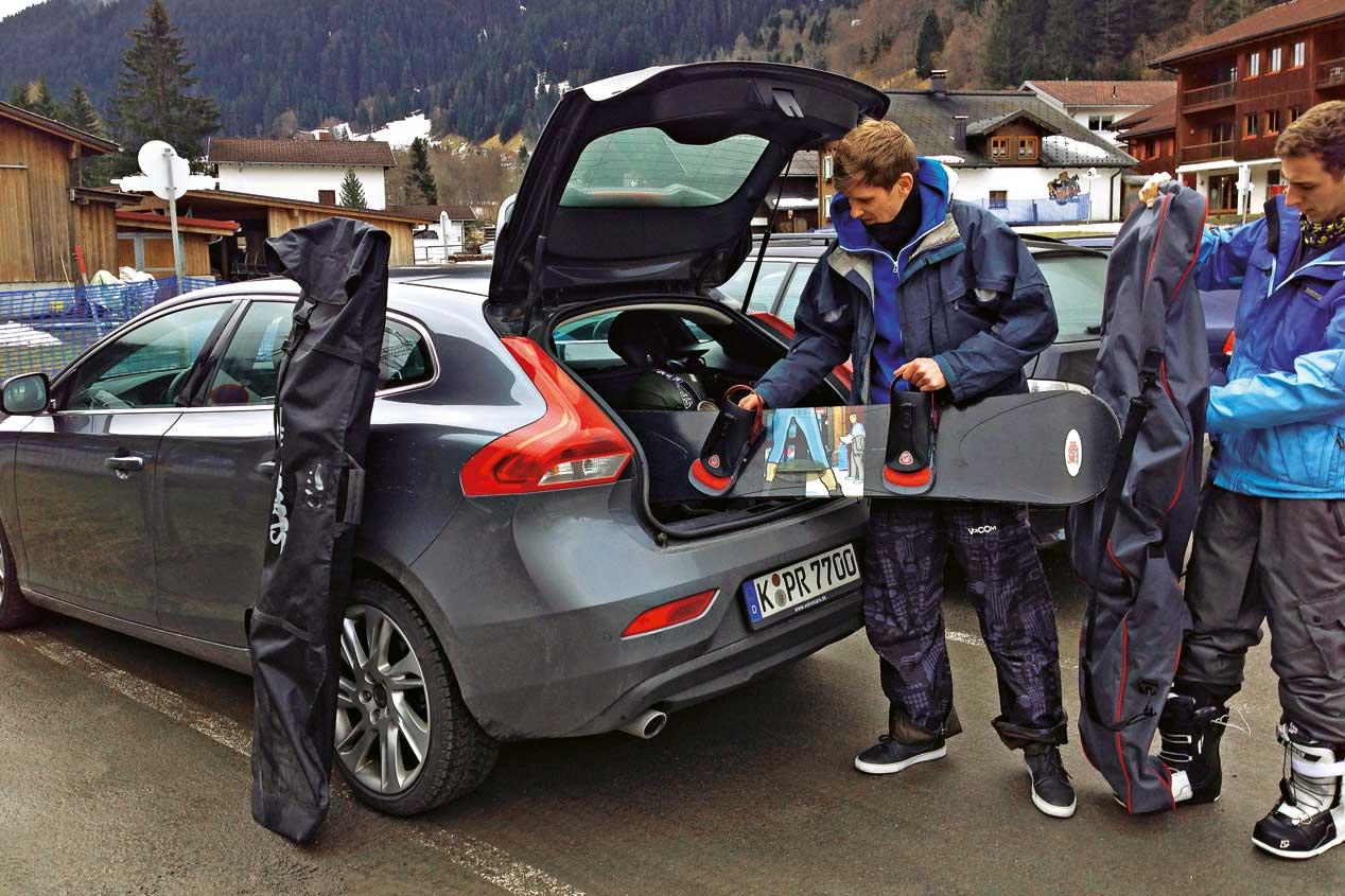 Volvo V40 D3 2013, 100.000 km de test