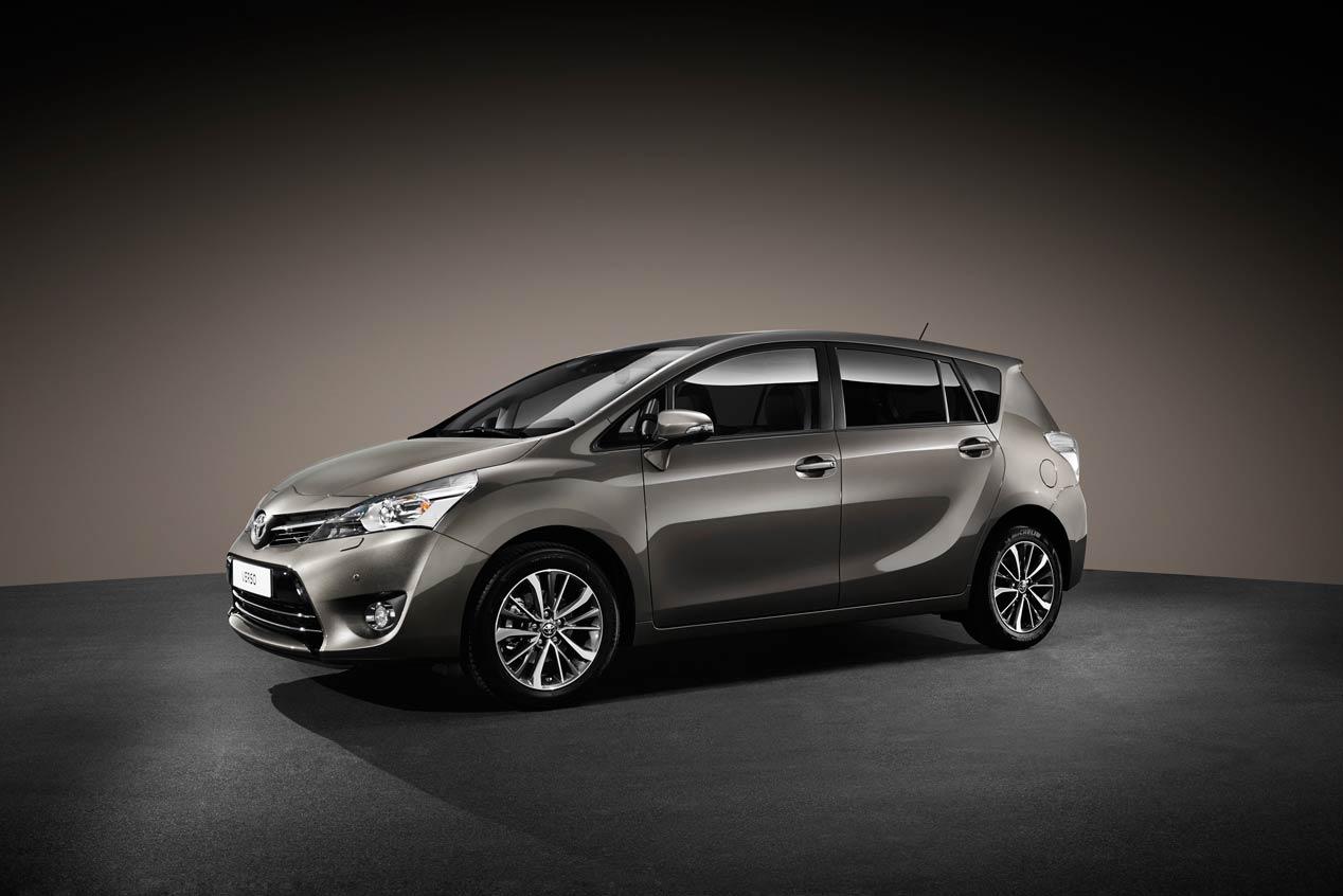 Toyota Verso 2016, desde 21.700 euros