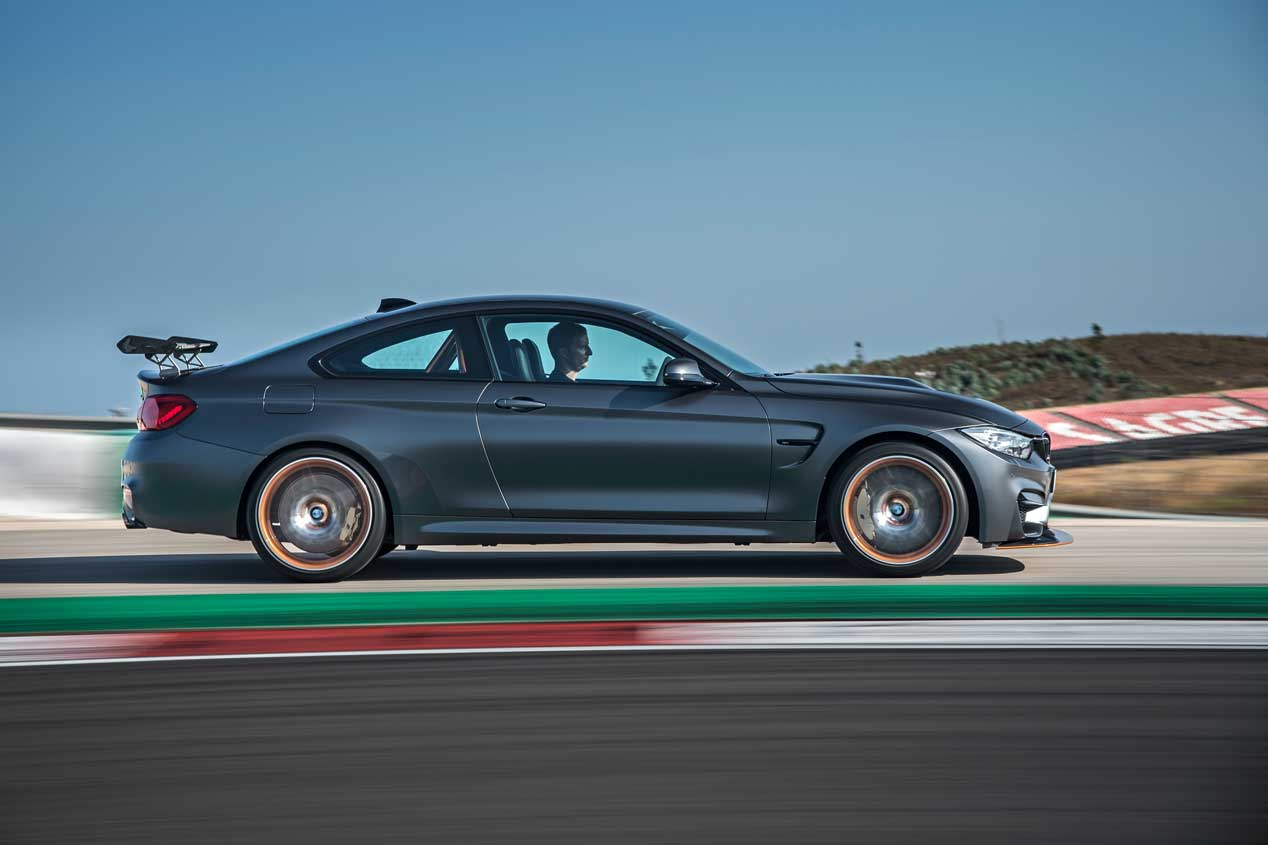 BMW M4 GTS, precio para España