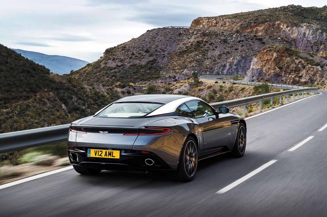 Aston Martin DB11, para la próxima de James Bond