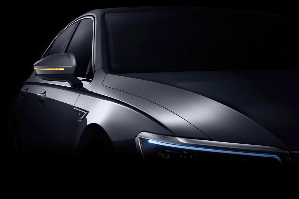 Volkswagen Phideon, lujo exótico en Ginebra 2016