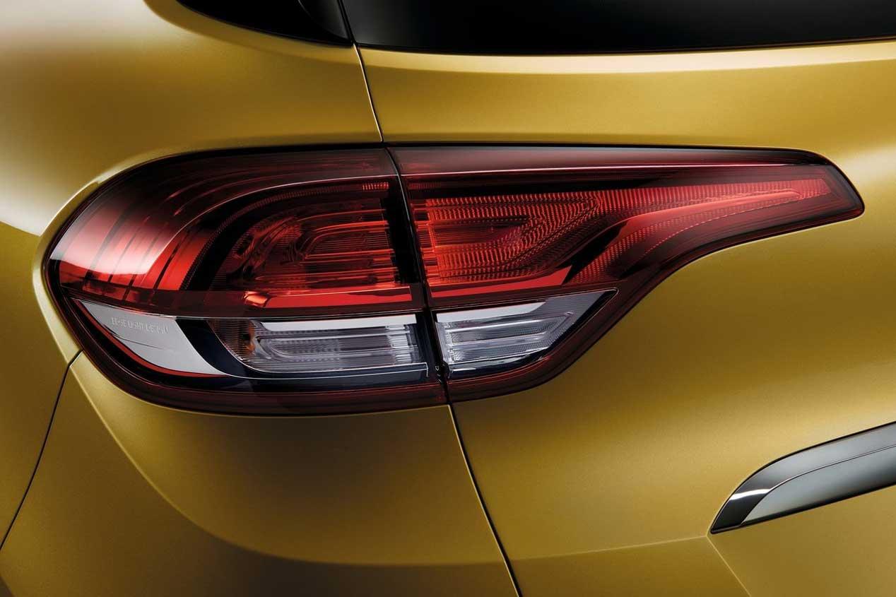 Renault Scénic 2016, todas las imágenes