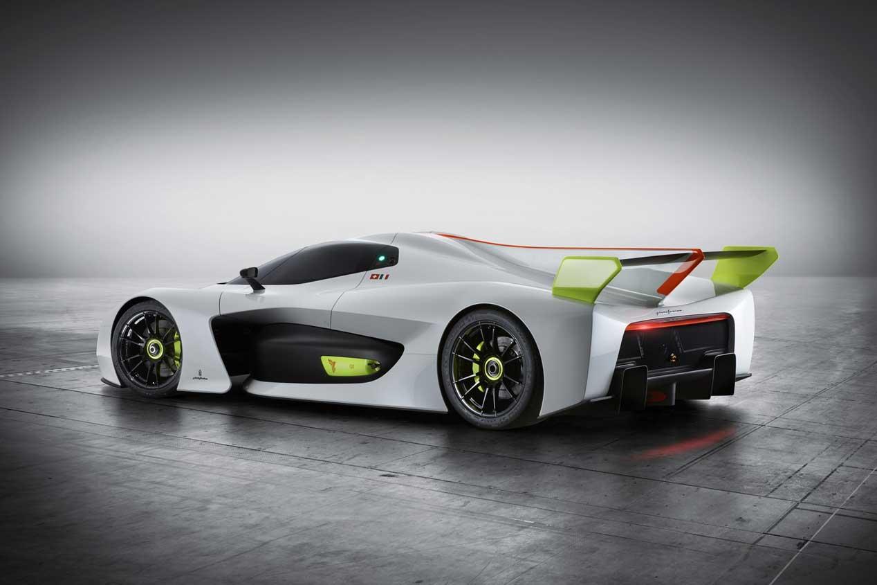 Pininfarina H2 Speed Concept, hidrógeno de altas prestaciones