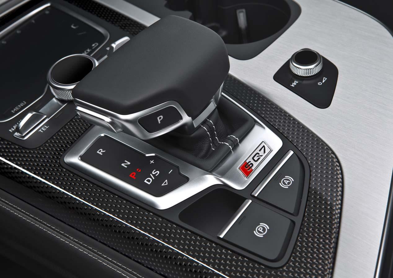 Audi SQ7, fuerza S en el Q7