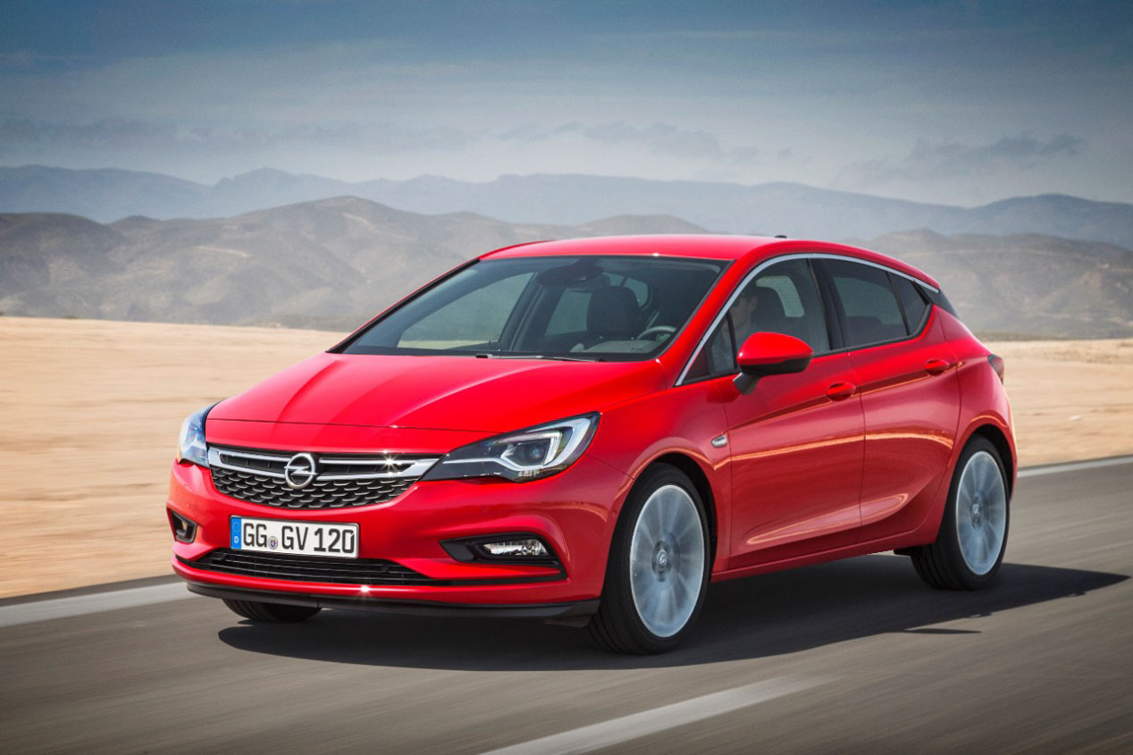 Opel Astra: las razones del ganador Car of the Year 2016