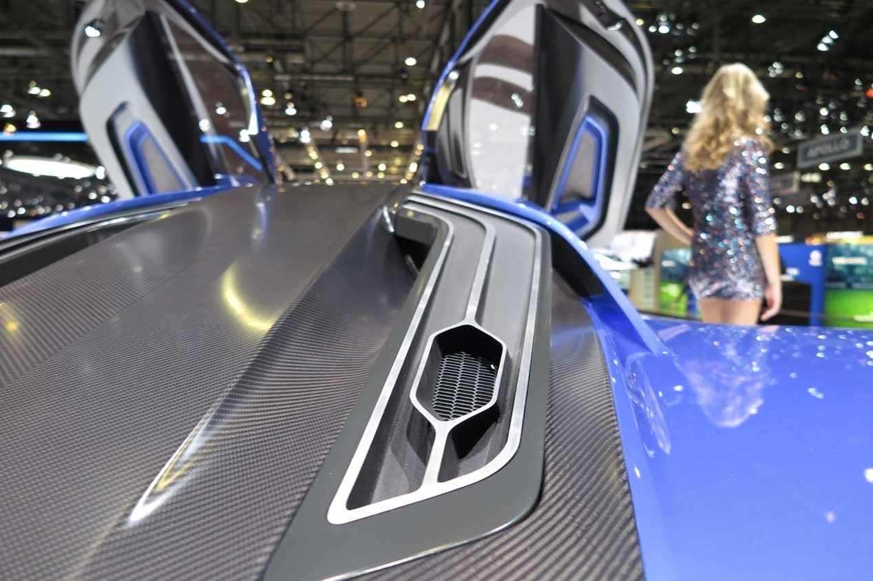 Techrules AT96 y GT96: las turbinas de los aviones, en los coches
