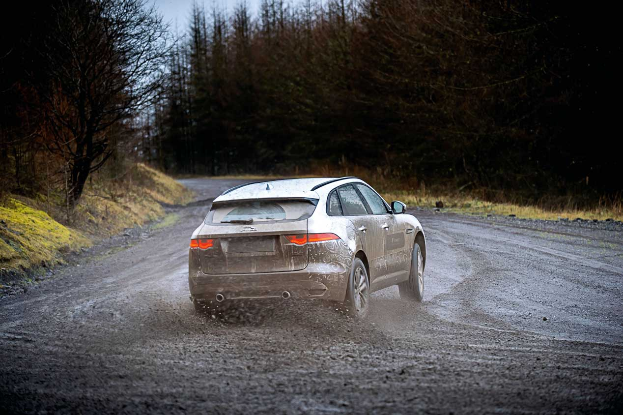 Jaguar F-Pace, lo conducimos