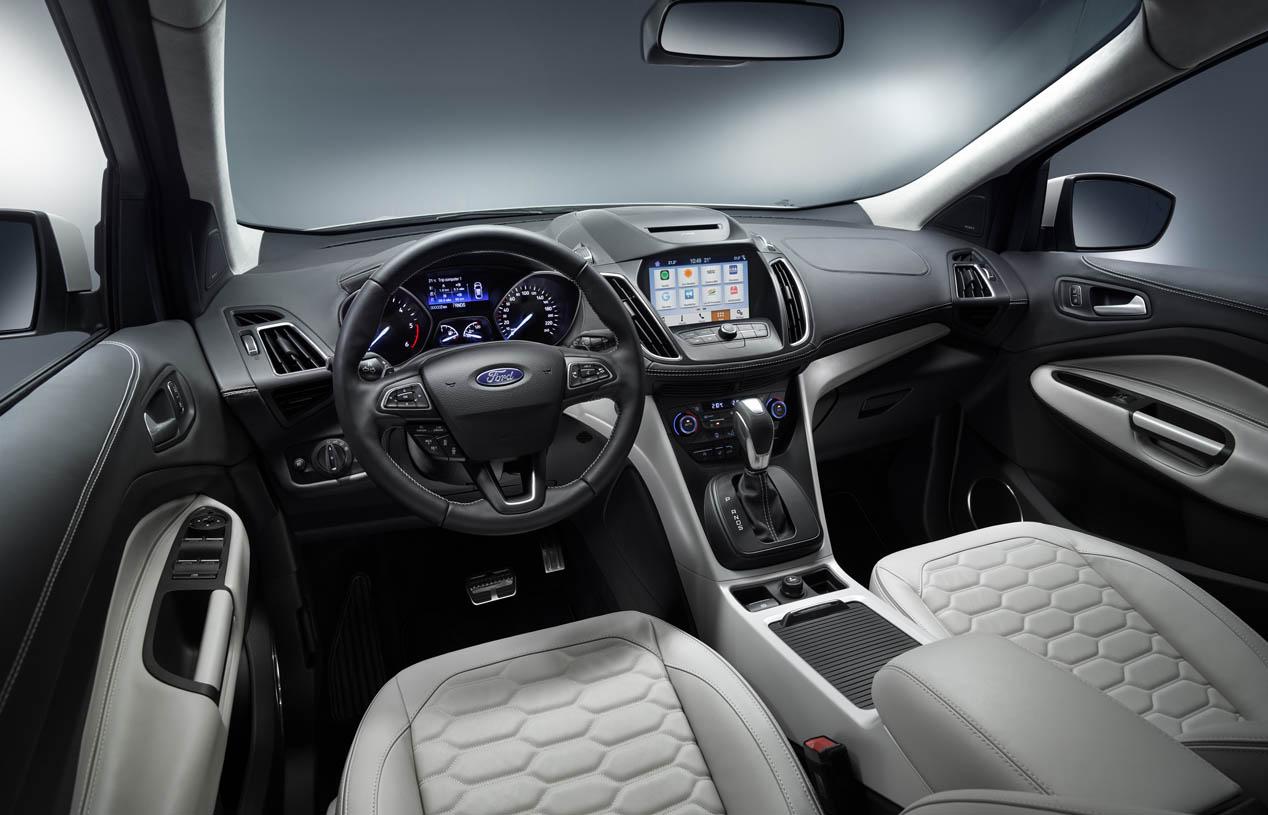 Ford Edge Vignale y Ford Kuga Vignale Concept