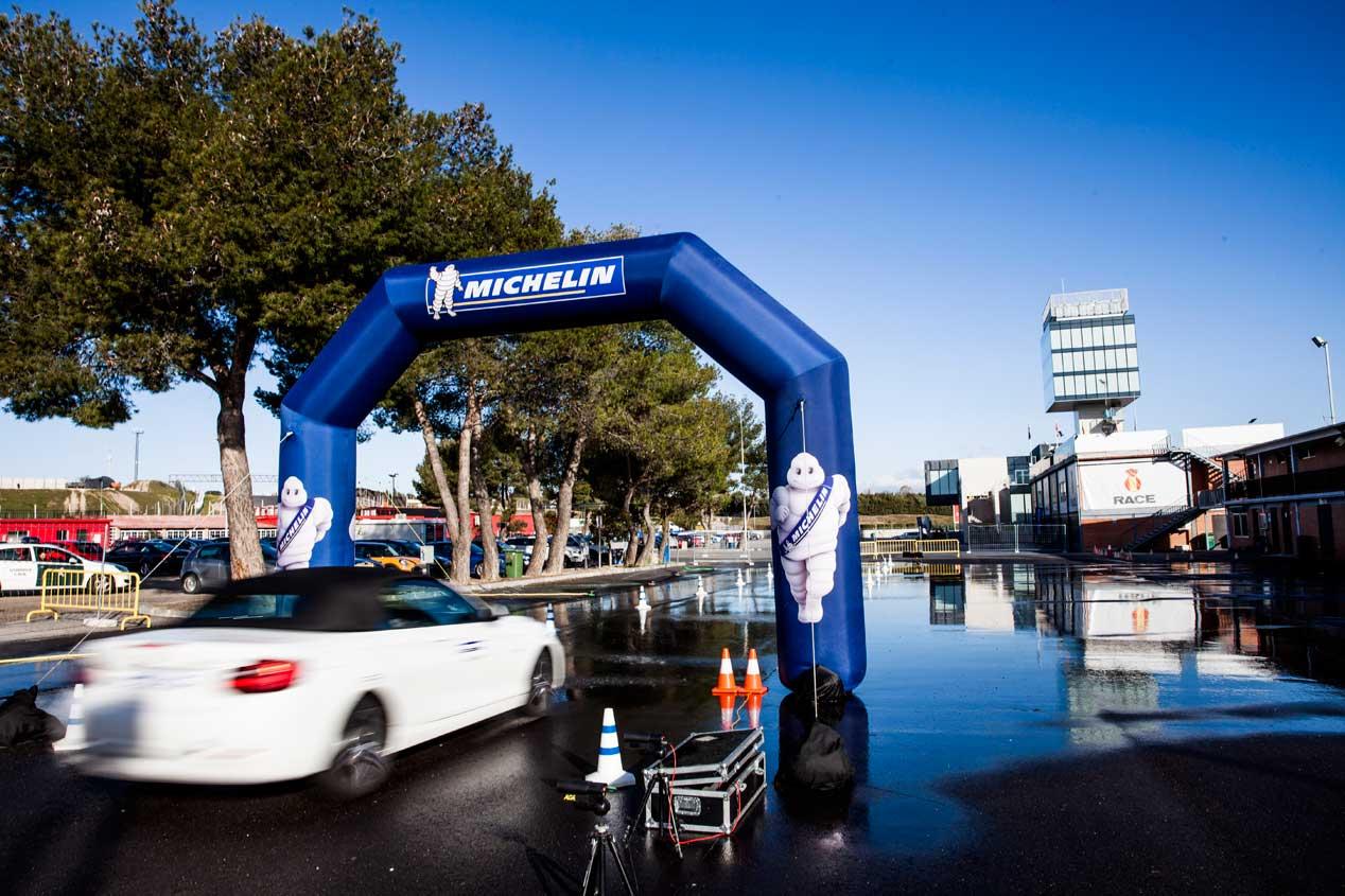 El neumático Michelin Pilot Sport 4, en imágenes