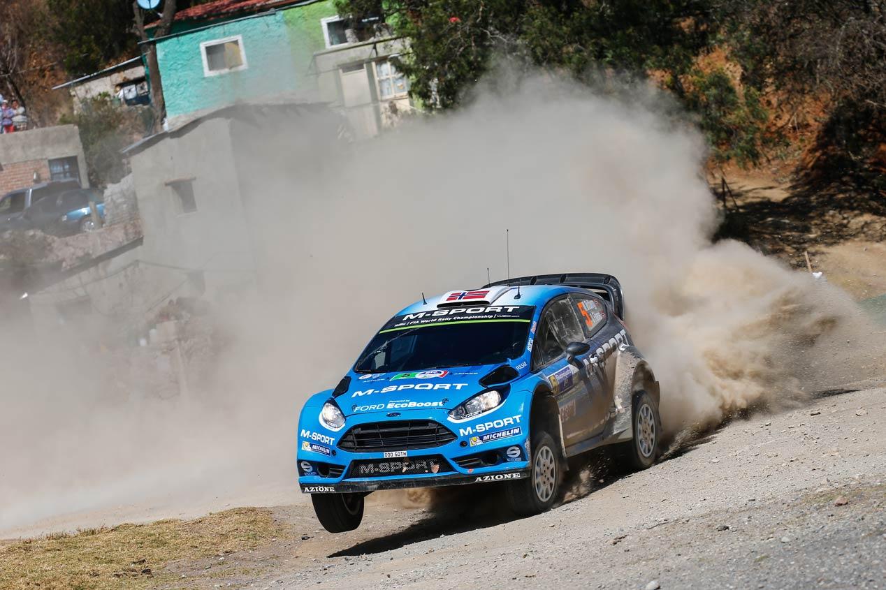 Rally de México 2016: primer triunfo del año para Latvala