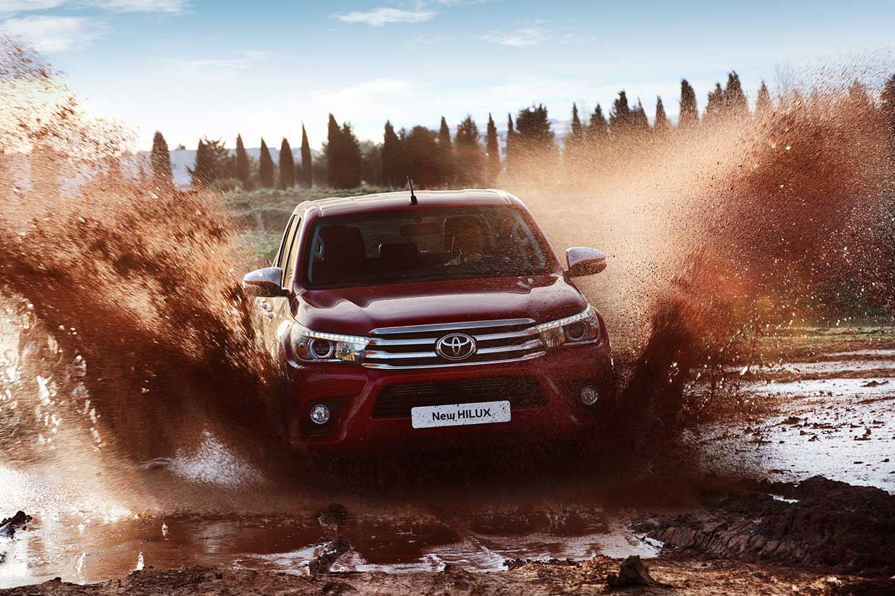 Toyota Hilux 2016 Doble Cabina, sus mejores imágenes
