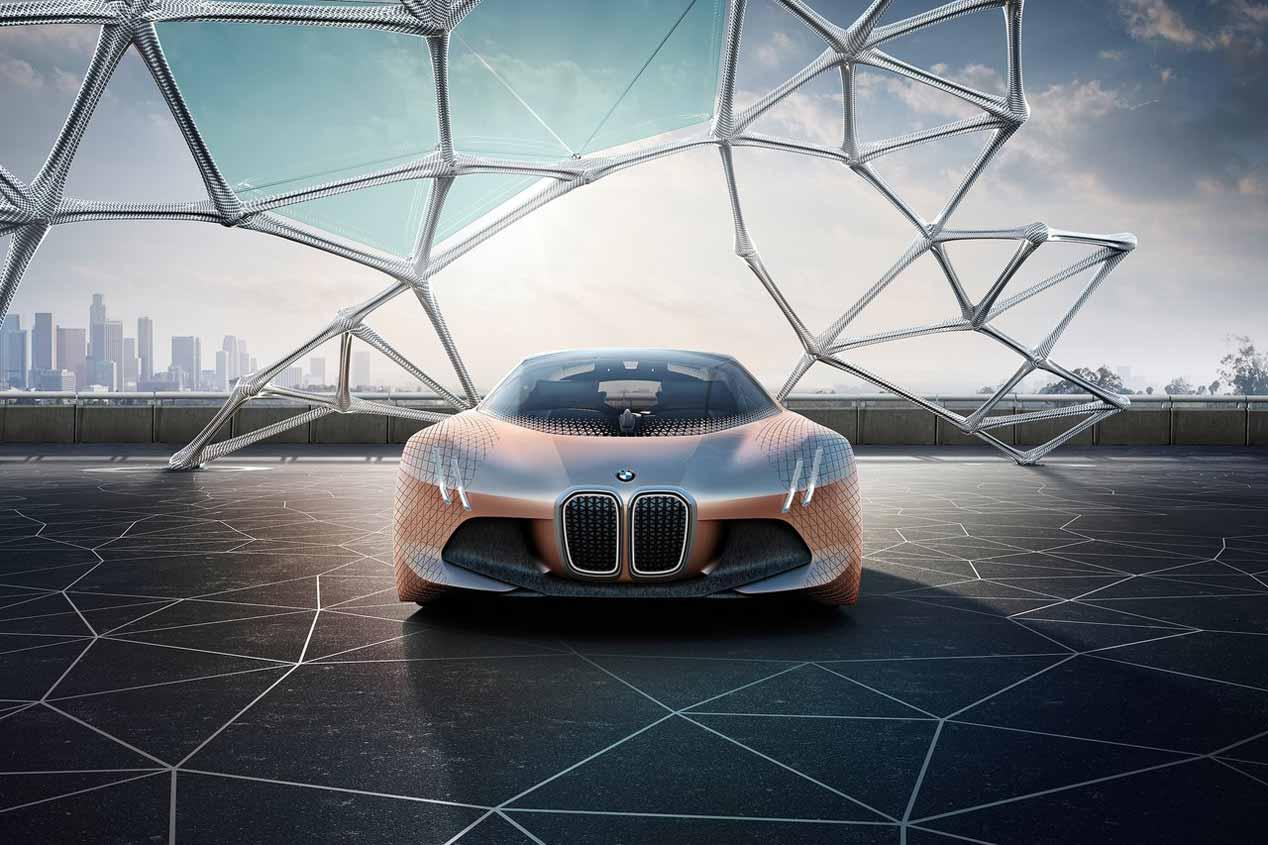 BMW Vision Next 100 Concept: el coche del futuro ya es presente