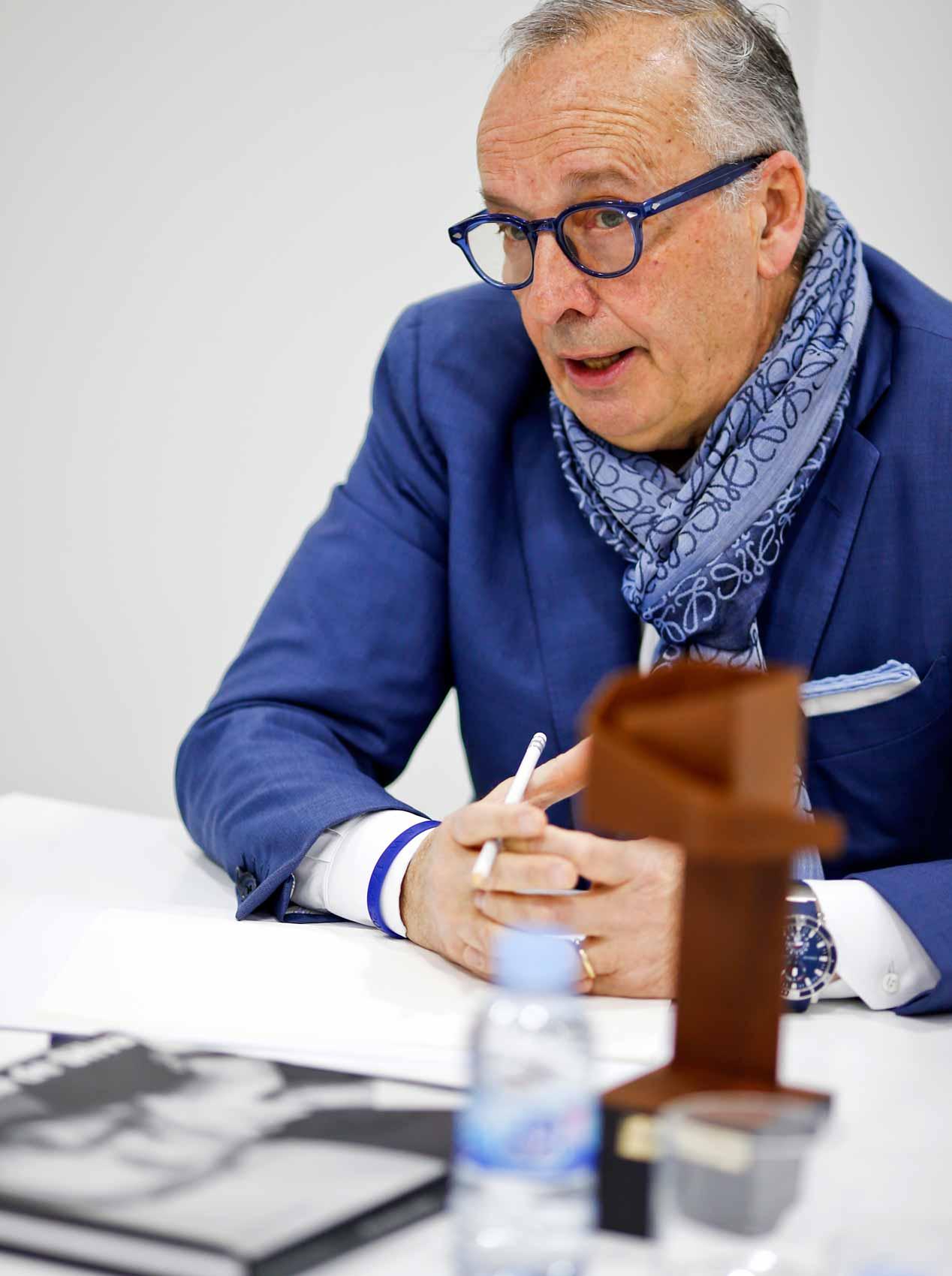 Walter de Silva recibe el premio Abrazote de Manolo (imágenes)