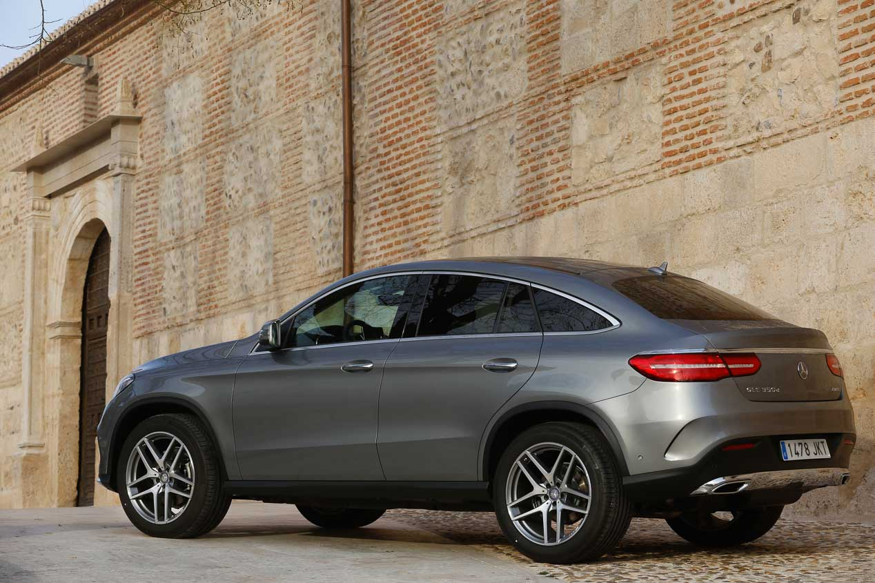 Mercedes GLE Coupe 350d 4Matic