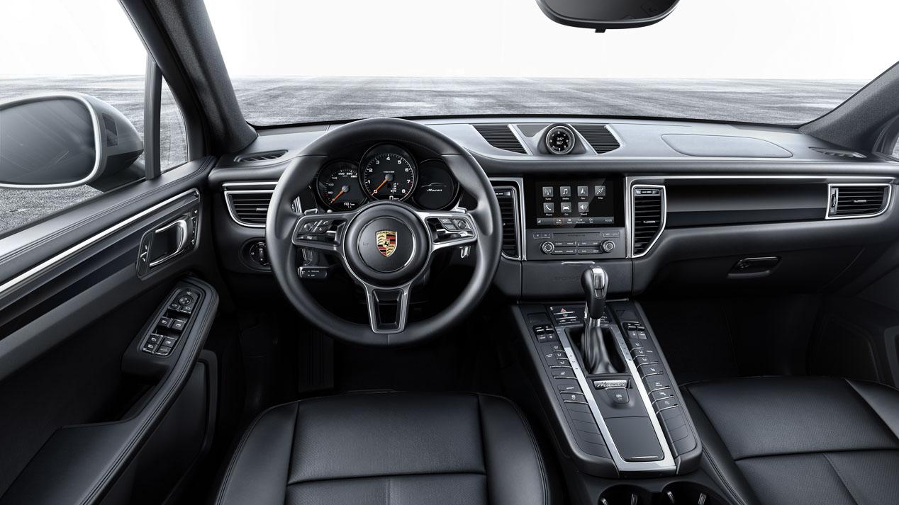 Porsche Macan con 4 cilindros
