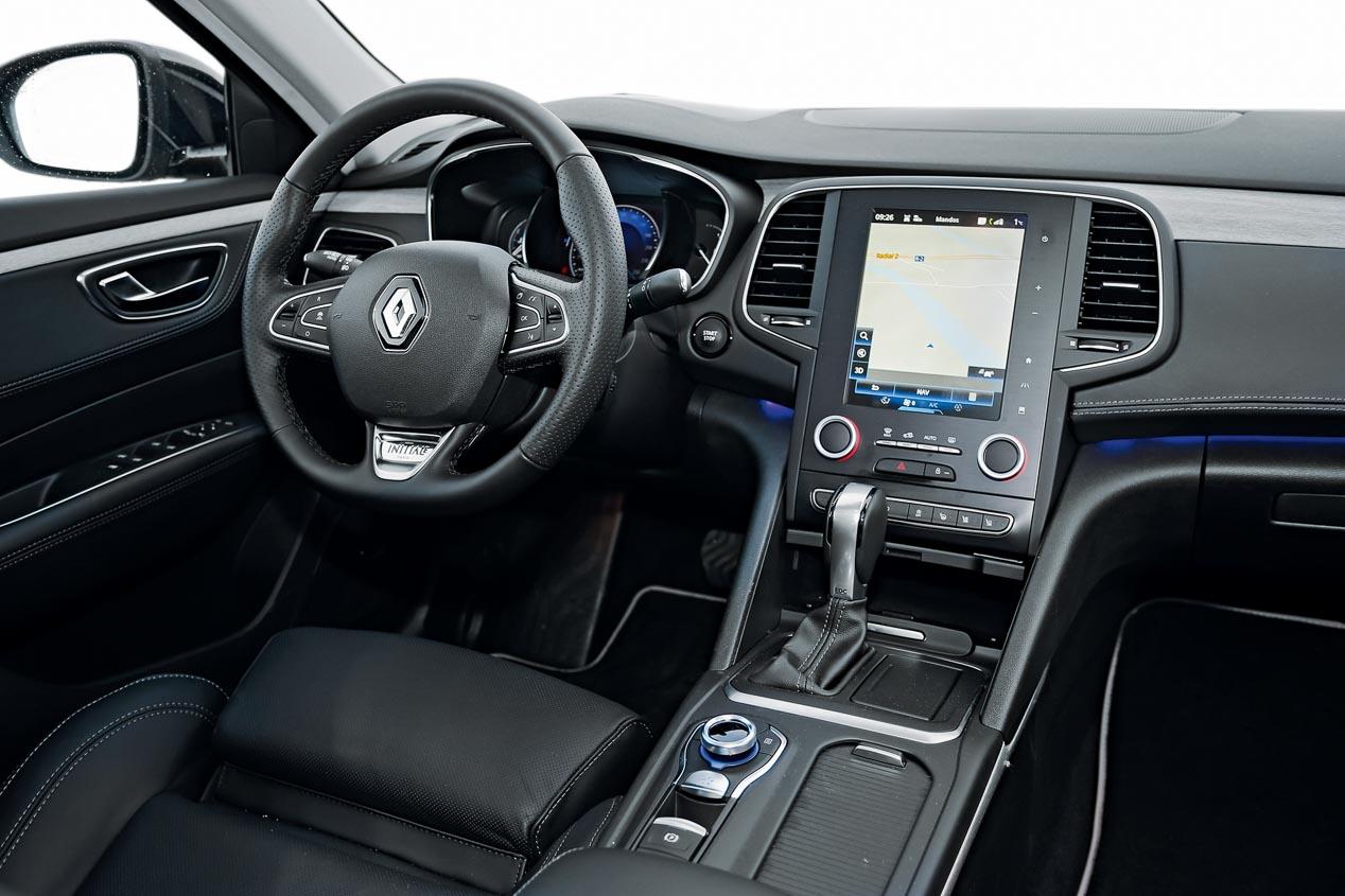 Renault Talisman 1.6 dCi 160 EDC frente a VW Passat 2.0 TDi 150 DSG