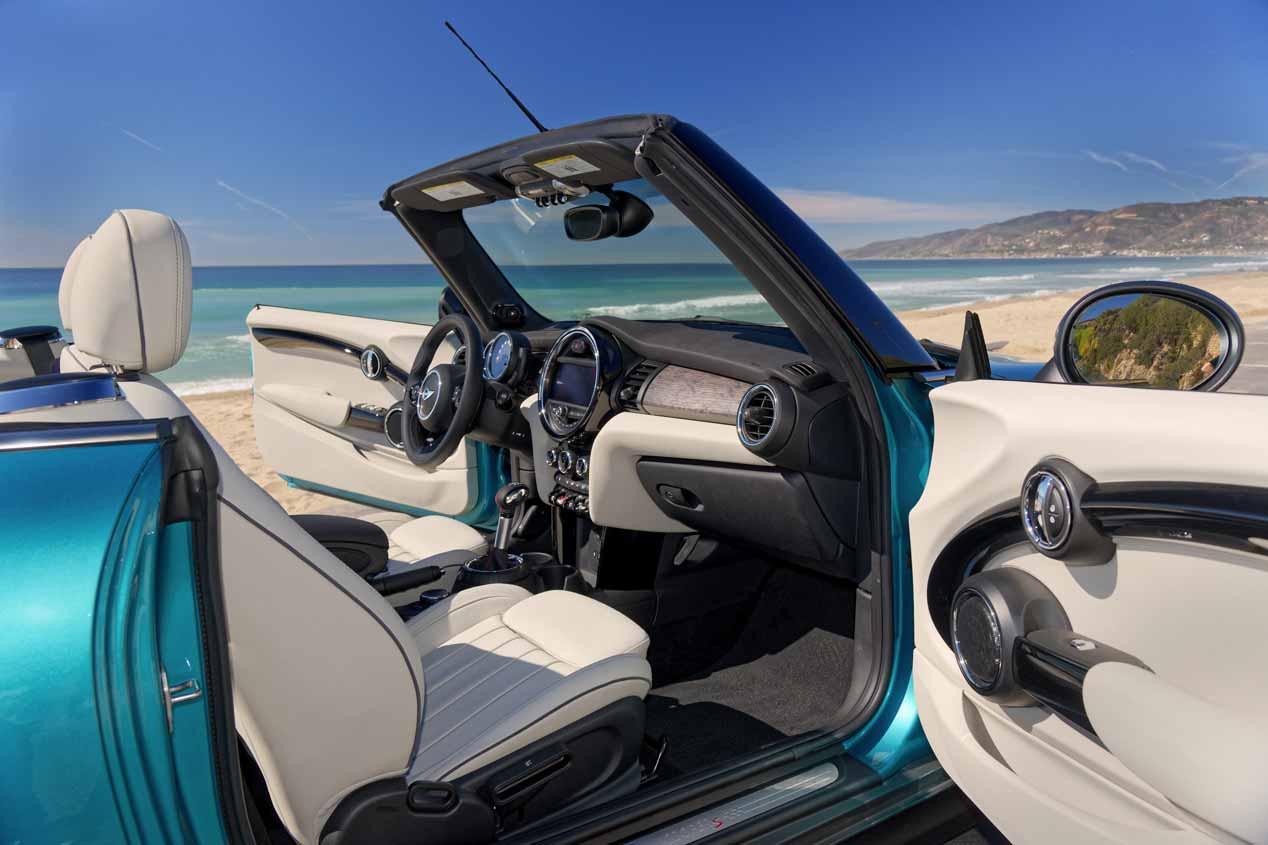 Mini Cabrio 2016, imágenes de nuestra prueba